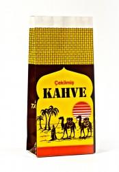 - 100 gr Side/Gusset Coffee Bags Camel Designed