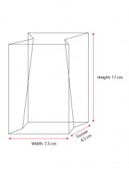 - 100 gr Side/Gusset Coffee Bags Camel Designed (1)