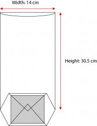 - Large Green Window Bag (1)