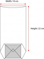 - Small Kraft Window Bag (1)