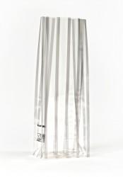 - Small Silver Stripes Bag
